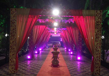 Wedding and Sangeet Event